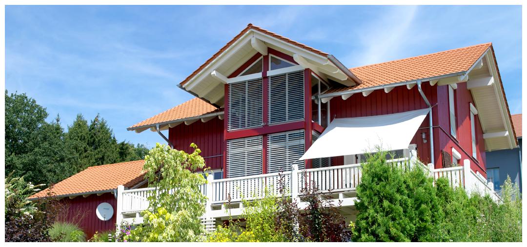 Moser Holzbau Rahmenhaus Haus Referenz