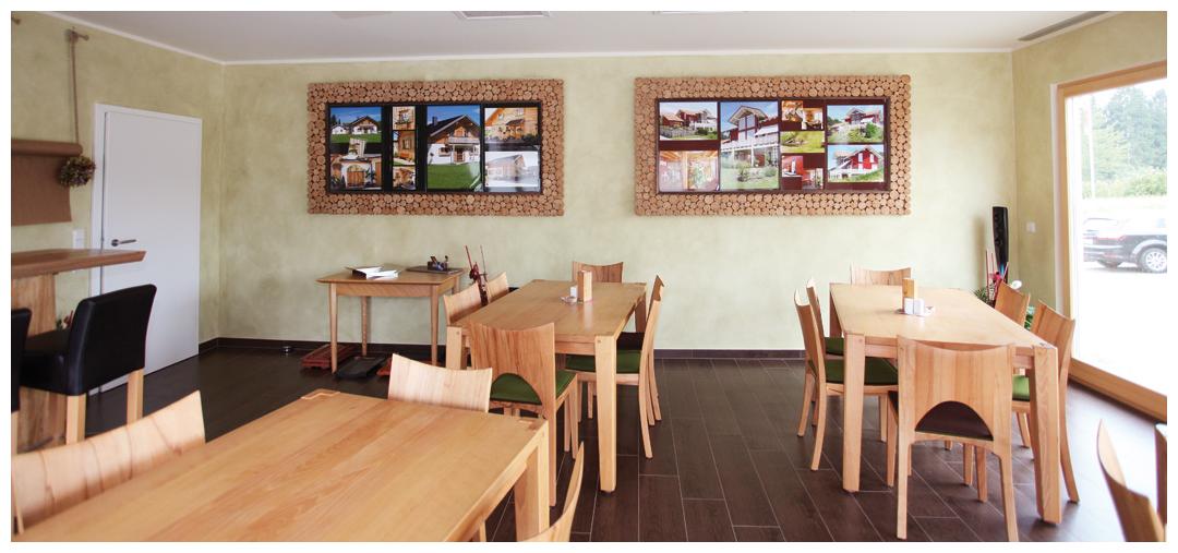 Moser Holzbau Rahmenhaus | Innenraum