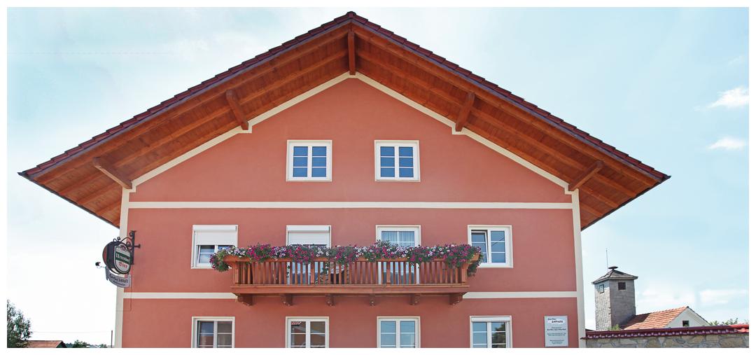 Sanierung und Umbau der Fassade von Moser Holzbau