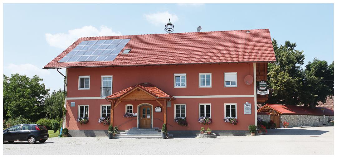 Zimmersanierung und Umbau der Fassade von Moser Holzbau | Außenansicht