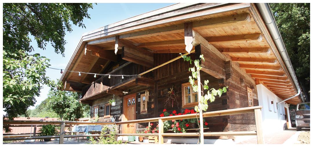 Moser Holzbau Referenzen Sanierung Umbau