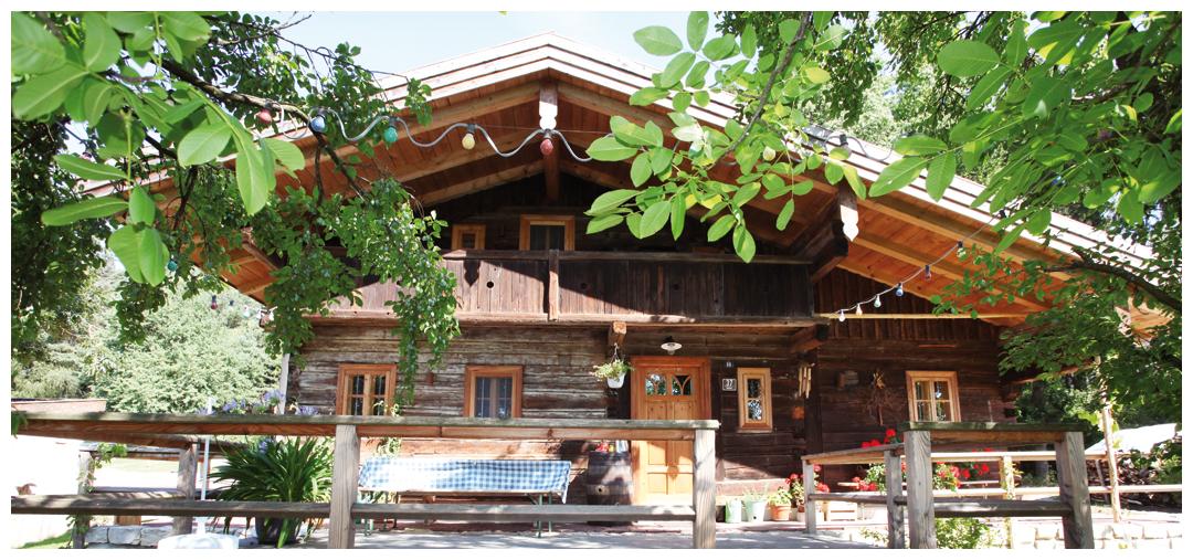 Denkmalschutz Zimmerersanierung und Umbau von Moser Holzbau | Außenansicht