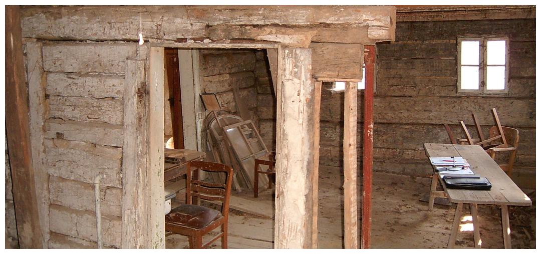 Denkmalschutz Zimmerersanierung und Umbau von Moser Holzbau | Innenansicht