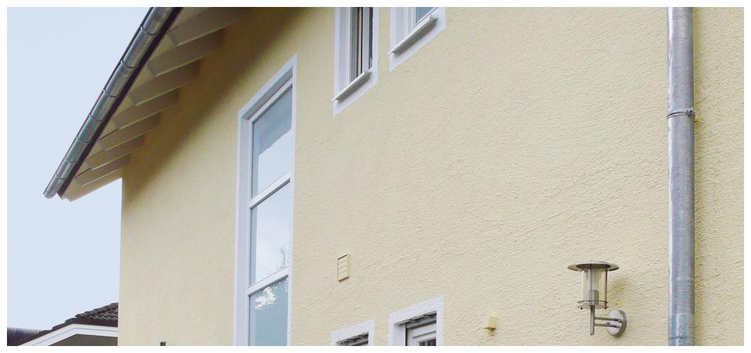 Zimmersanierung und Umbau der Fassade von Moser Holzbau
