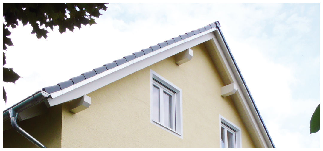 Zimmersanierung und Umbau der Dachstuhlbalken von Moser Holzbau | Außenansicht