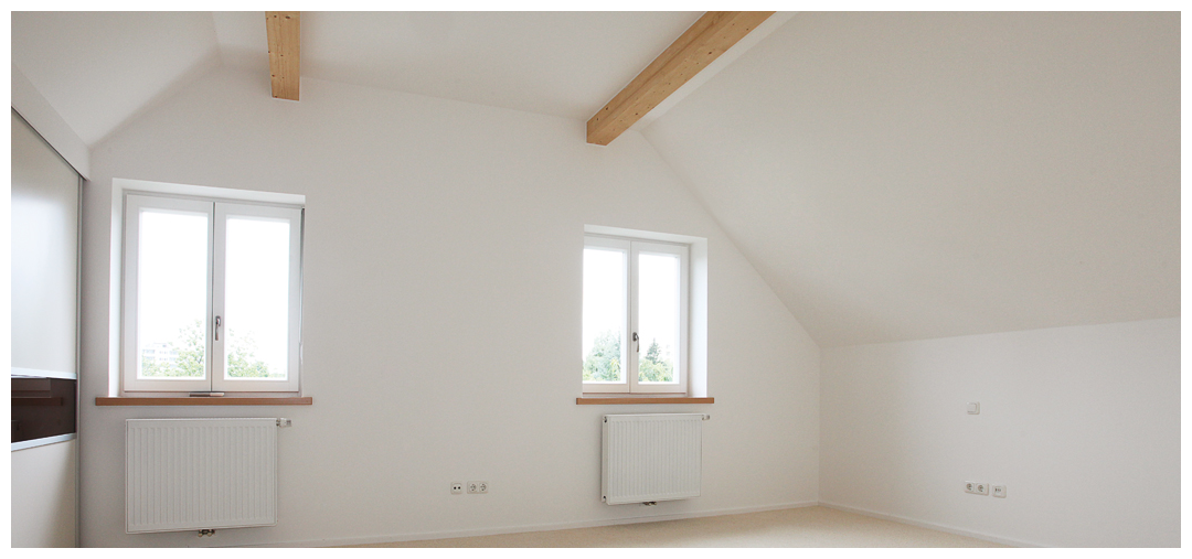 Zimmersanierung und Umbau der Dachstuhlbalken von Moser Holzbau