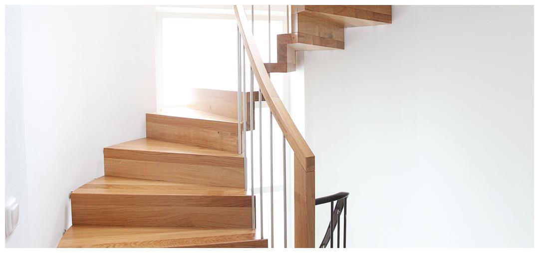 Zimmersanierung und Umbau der Treppe von Moser Holzbau | Innenansicht