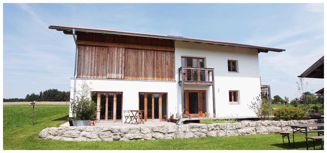 Blockhauszimmer Sanierung und Umbau von Moser Holzbau