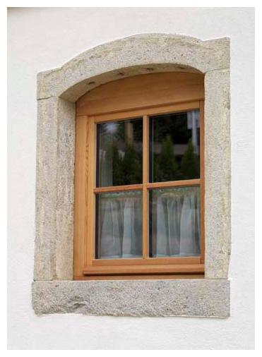 Moser Holzbau Blockhaus Haus Referenz Referenz_Holzfenster_Rahmen