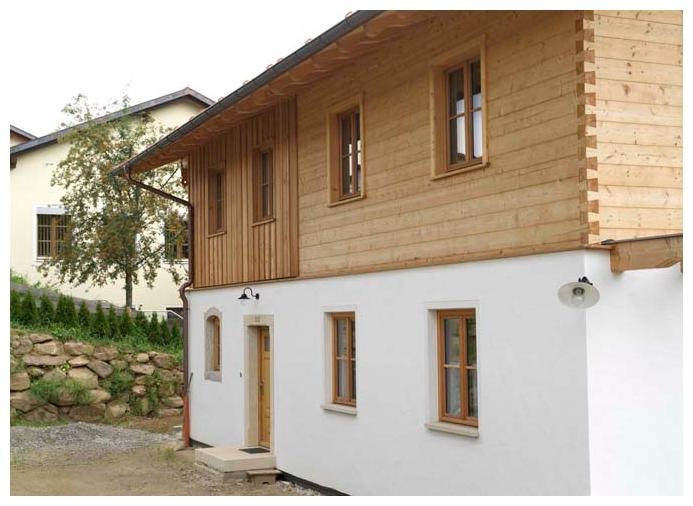 Moser Holzbau Blockhaus Haus Referenz Referenzen