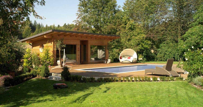 Gartenhaus-Slider