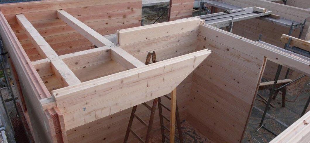 Holzpflege von Moser Holzbau