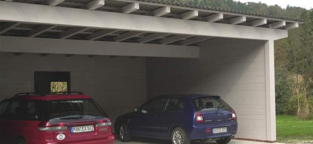doppelgarage